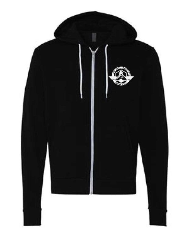 Top Fuel CrossFit Full Zip Hoodie-Boxstar Apparel