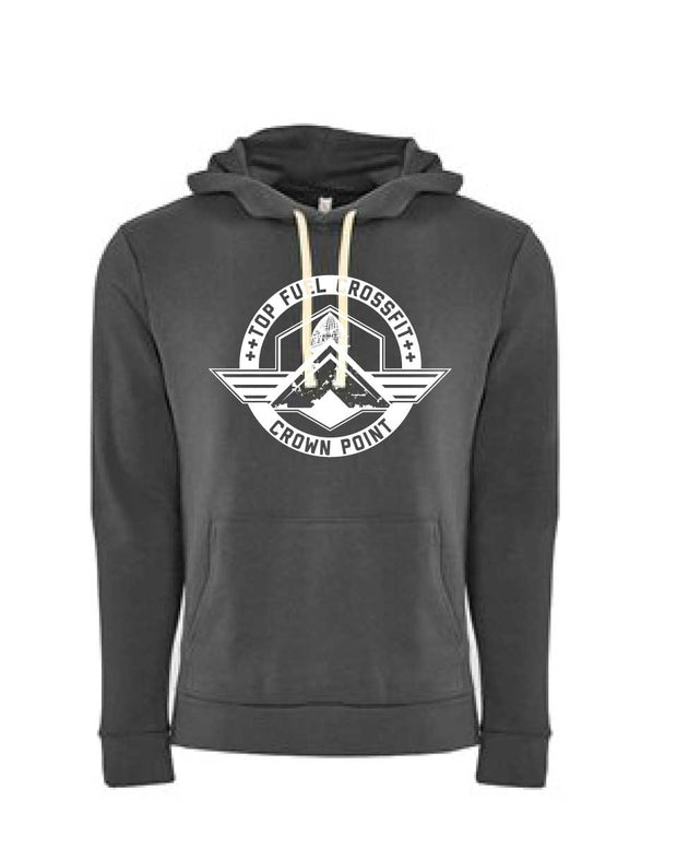 Top Fuel CrossFit Unisex Pullover Hoodie-Boxstar Apparel