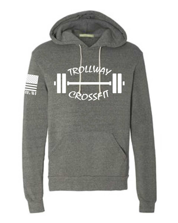 Trollway CrossFit Challenger Pullover Sweatshirt-Boxstar Apparel