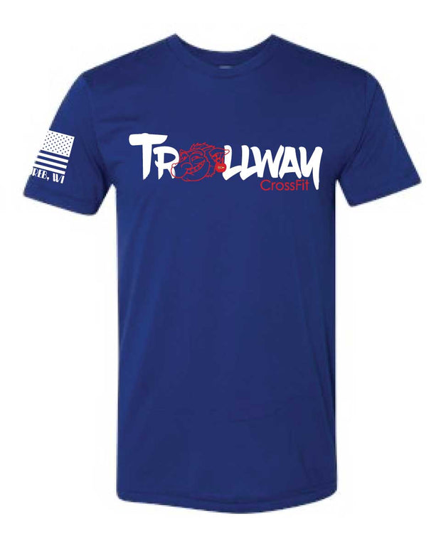 Trollway CrossFit Men's Tee-Boxstar Apparel