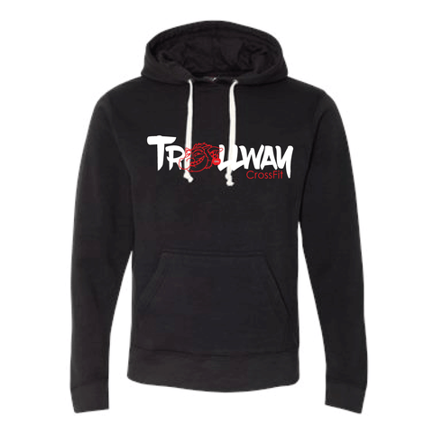 Trollway CrossFit Hooded Sweatshirt-Boxstar Apparel