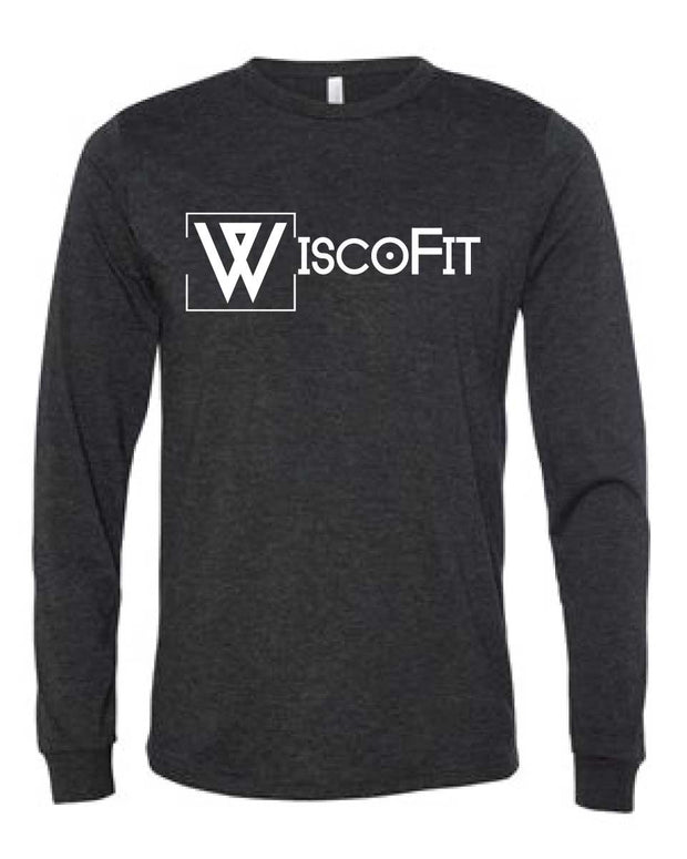 WiscoFit Unisex Long Sleeve Tee-Boxstar Apparel