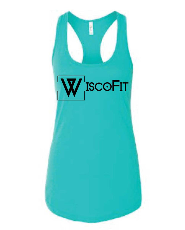 WiscoFit Ladies Tank-Boxstar Apparel