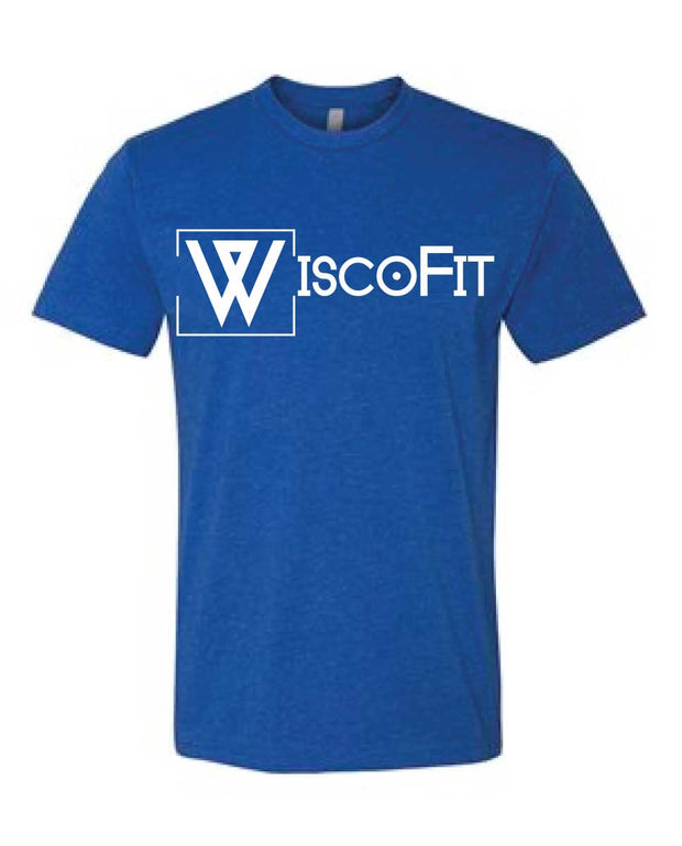 WiscoFit Men's Tee-Boxstar Apparel