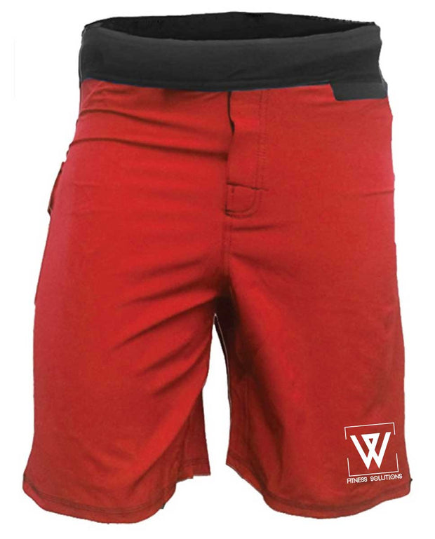WiscoFit Men's WOD Shorts-Boxstar Apparel