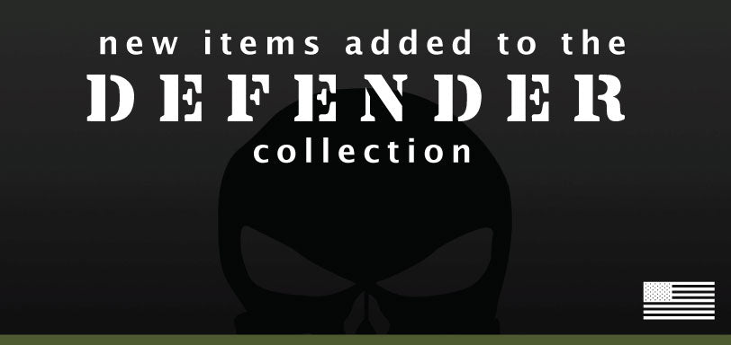 The updated Defender Collection