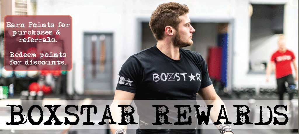 Boxstar rewards program