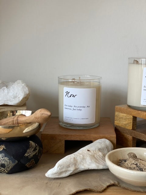 NOW Intention Candle