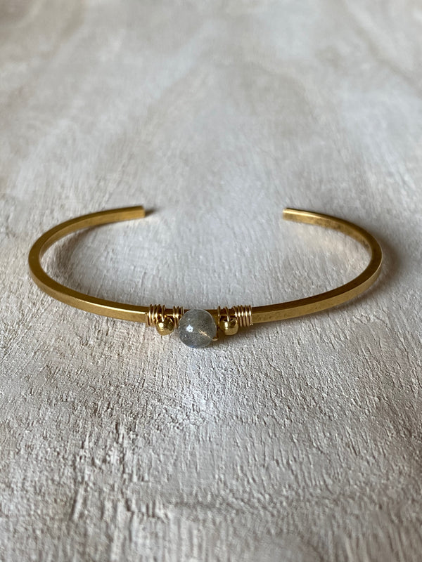 INTUITION | INTENTION CUFF BRACELET
