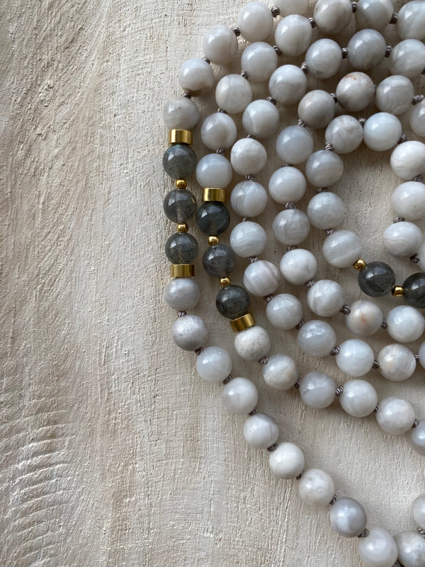 THE SCIOTO RIVER MALA | PATIENCE + INTUITION