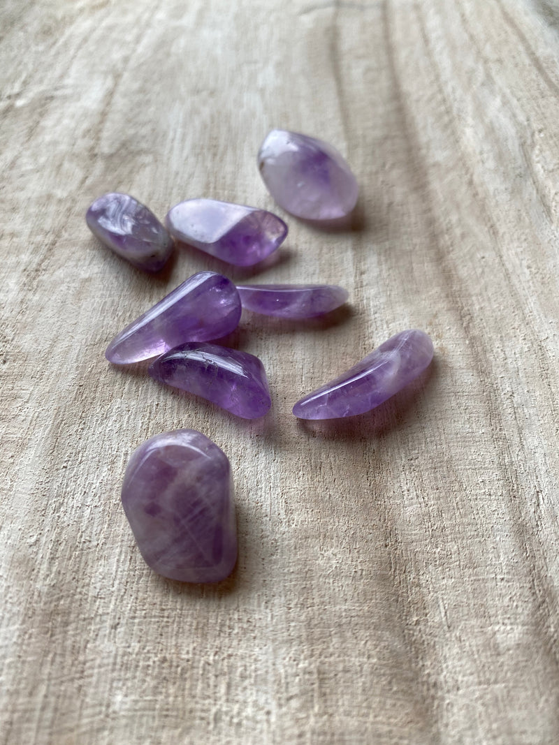 AMETHYST TOUCHSTONE | FIND YOUR CALM