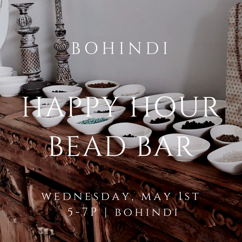 HAPPY HOUR BEAD BAR