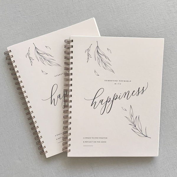 Gratitude Journal - Surround Yourself With Happiness