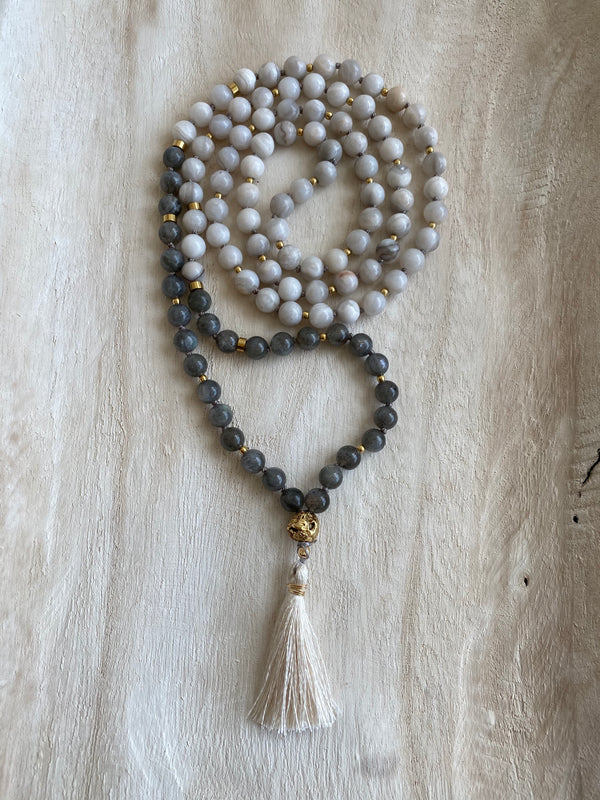 PATIENCE + INTUITION | The Koshi River Mala
