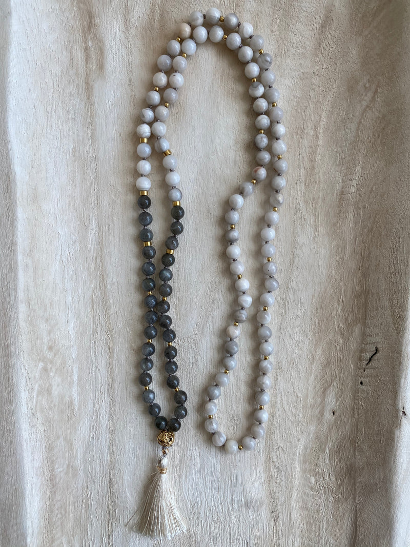 I AM PATIENT, I AM INTUITIVE | The Koshi River Mala
