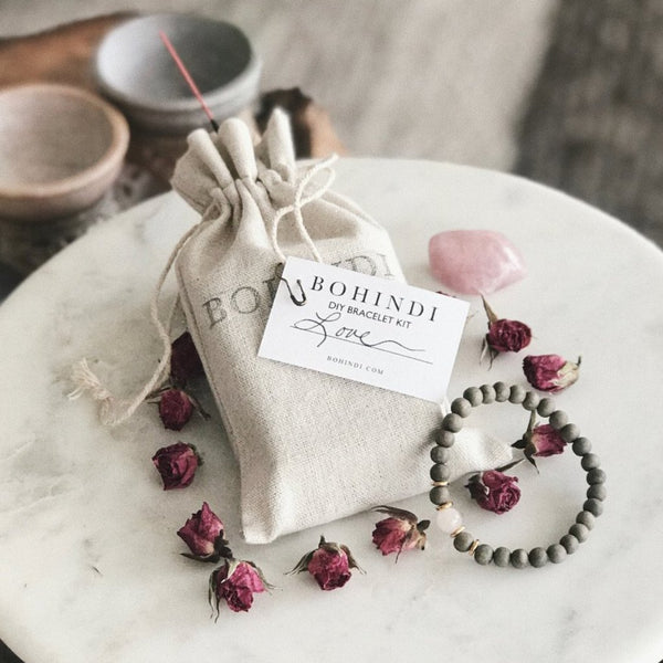 LOVE | DIY MALA BRACELET KIT