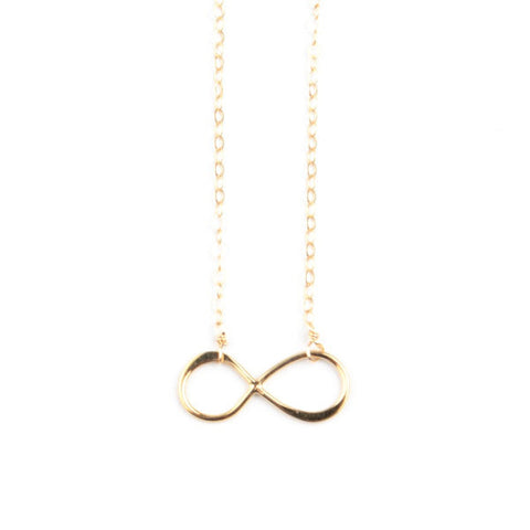 DARLING INFINITY LOVE NECKLACE