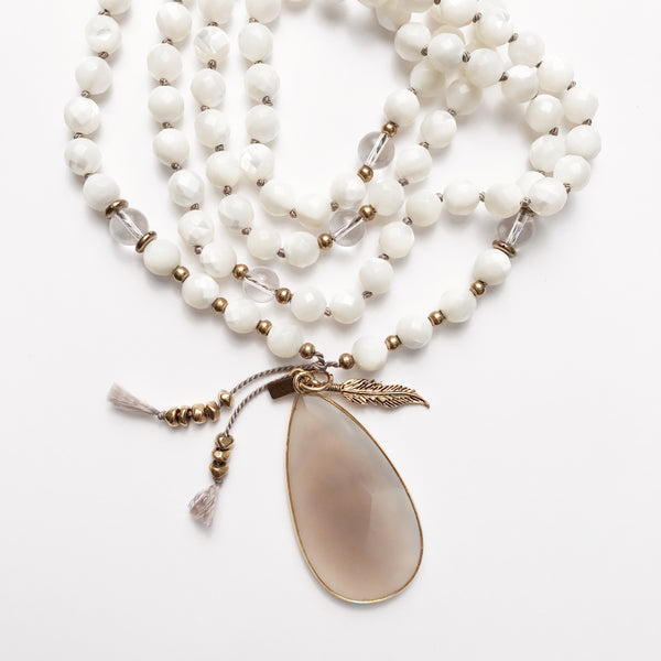 ZEN No. 7 | PROTECTION + CLARITY MALA