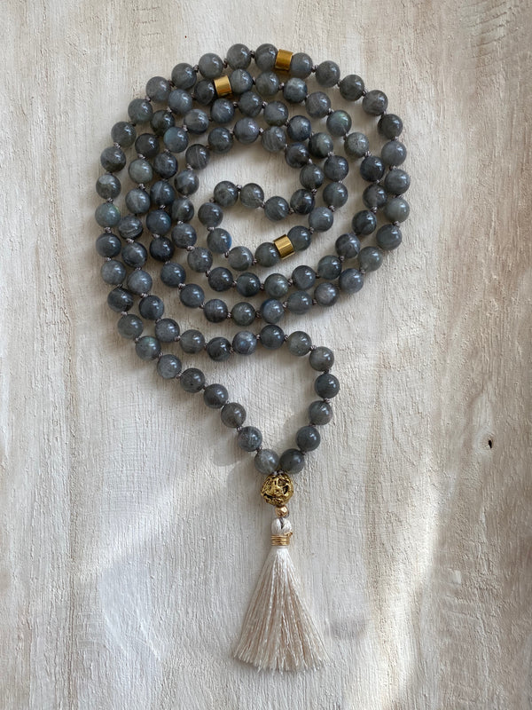 I TRUST MY INTUITION | The Mantra River Mala
