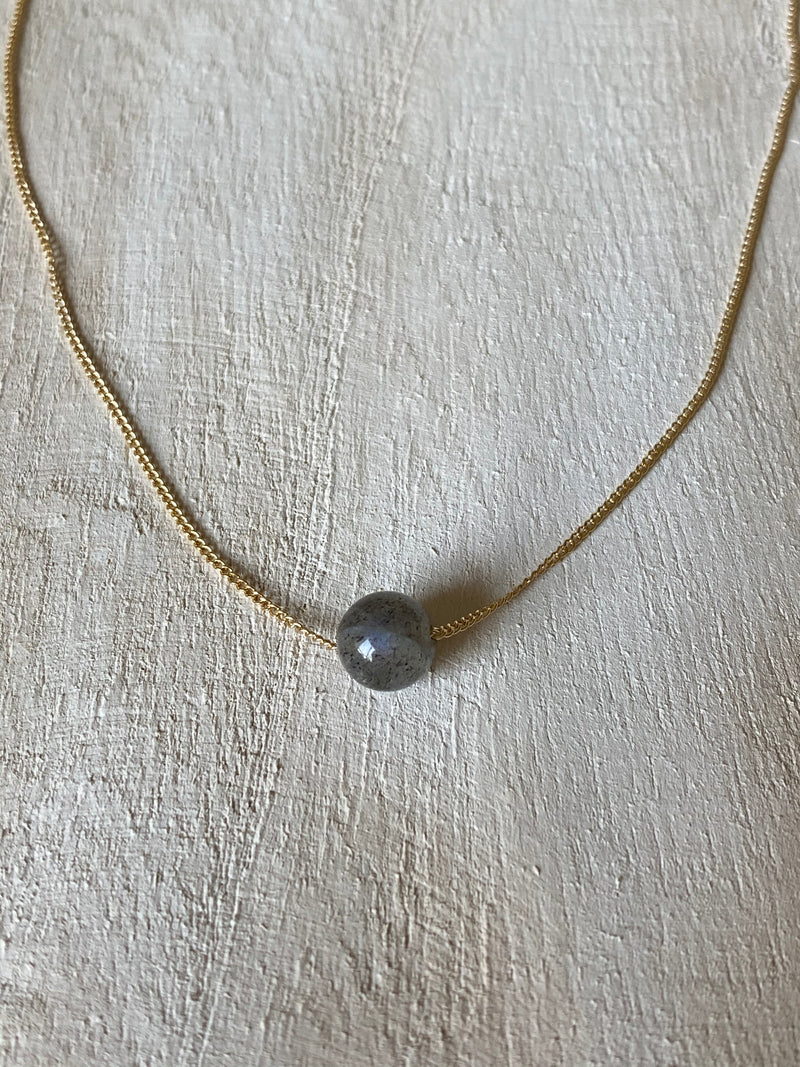 INTUITION - INTENTION NECKLACE