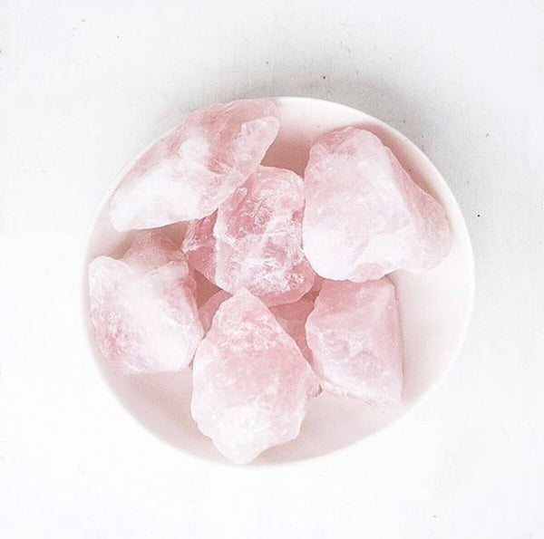 ROSE QUARTZ | LOVE + COMPASSION