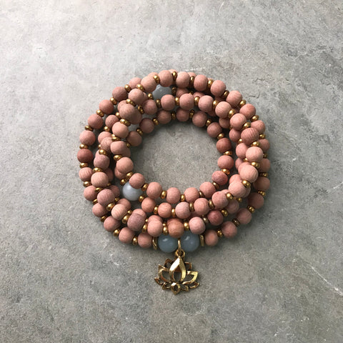 THE LOTUS MANTRA MALA