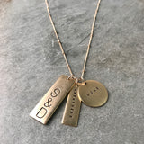 PERSONALIZED ROSSI NECKLACE