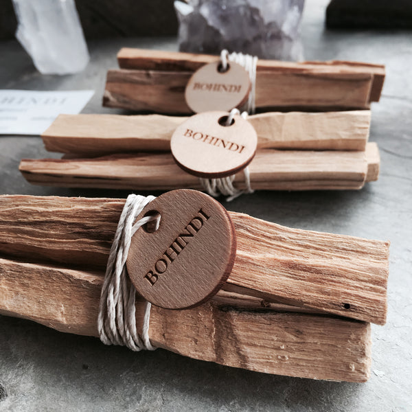 PALO SANTO BUNDLE - SACRED WOOD INCENSE