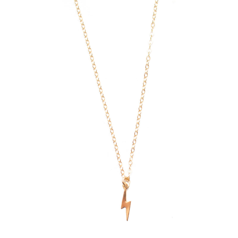 THE LIGHTNING BOLT NECKLACE