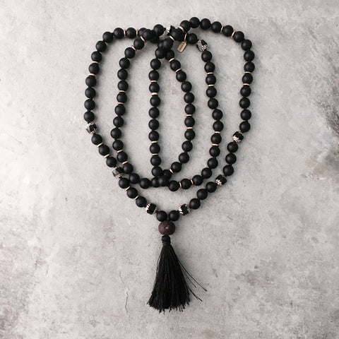 THE ENLIGHTENED ONE - BODHI SEED MALA