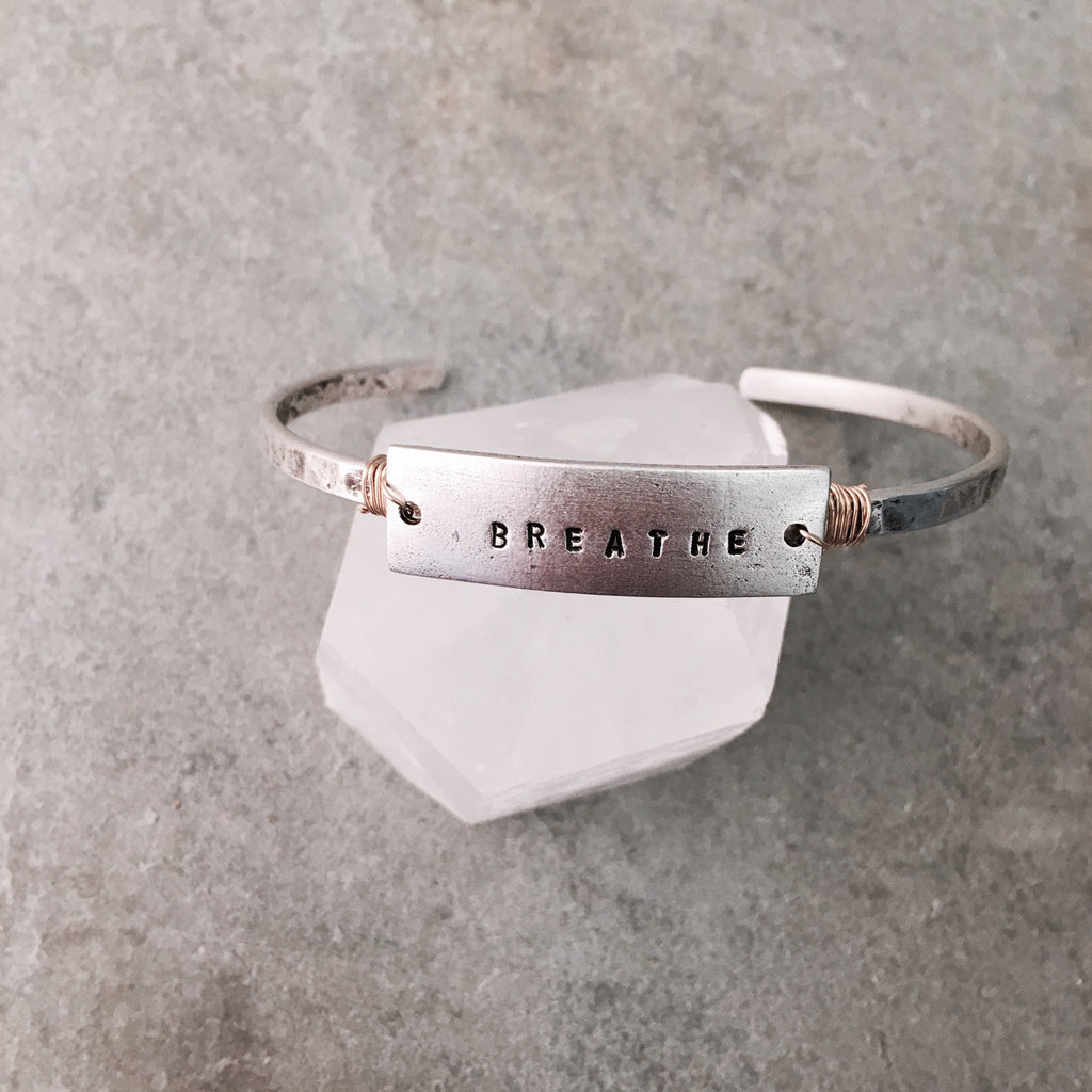 BREATHE BAR CUFF