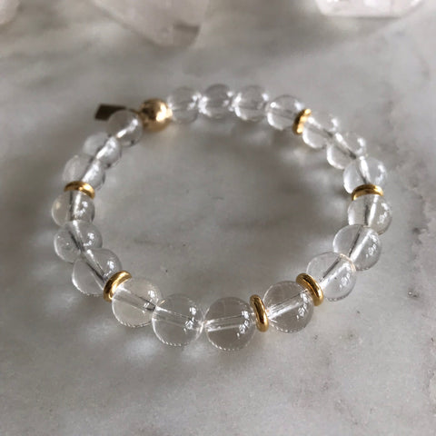 CLARITY INTENTION BRACELET