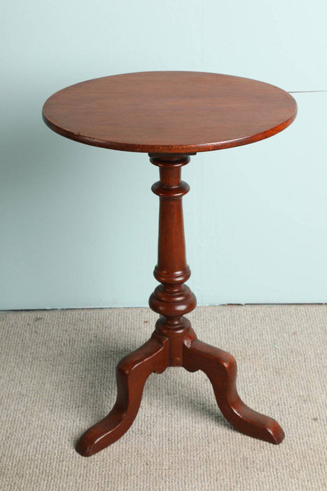 A Victorian Mahogany Side Table - Greystones Antiques