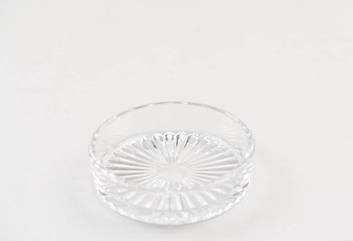 A Pressed Glass Earring Dish - Greystones Antiques