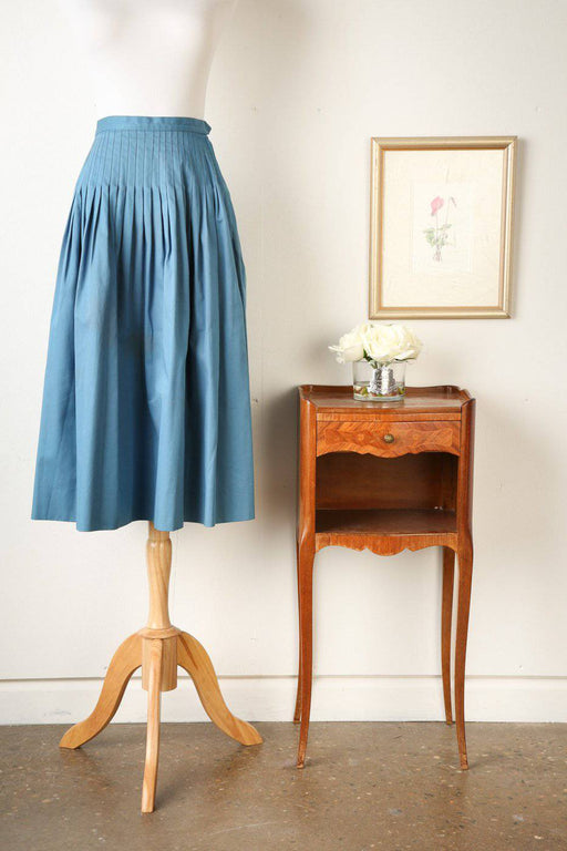 A 1960s Yves Saint Laurent Skirt - Greystones Antiques