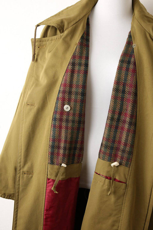 A Long 1980s Waterproof Coat Made in Germany - Greystones Antiques