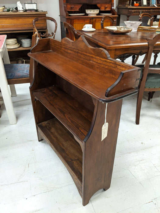 An Edwardian Pine Low Bookcase C.1900 - Greystones Antiques