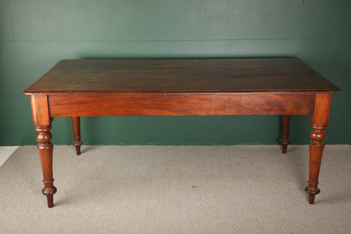 19th C. Australian Cedar Kitchen Table - Greystones Antiques