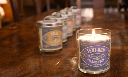 Quirky French Scented Candles - Greystones Antiques