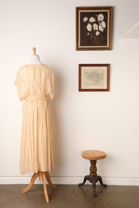 A 1980s Grecian Style Dress - Greystones Antiques