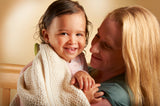 Cherub's Blanket pure and natural baby items make moms and babies happy