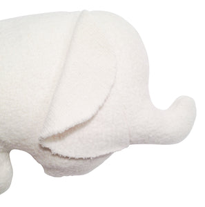 Organic Cotton Stuffed Animal - Elephant