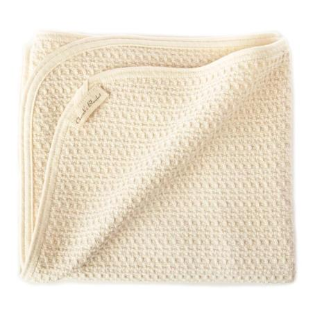 Cherub's Blanket Organic Cotton Crib Blanket - A great value and baby shower gift idea! Visit us at www.cherubsblanket.com