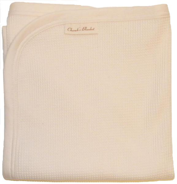 Cherub's Blanket Organic Cotton Newborn Swaddling Blanket is the must-have blanket for a newborn. Visit us at www.cherubsblanket.com