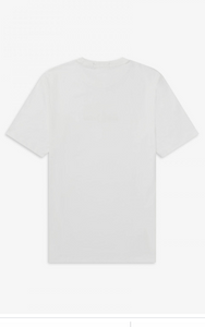 Fred Perry Graphic T-Shirt M8621 - White
