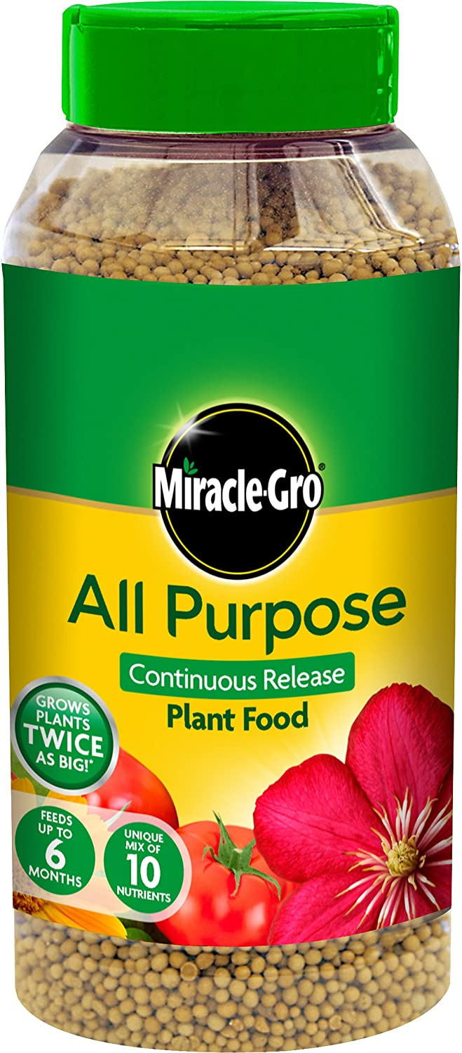 Miracle Gro All Purpose Continuous Release Plant Food 1kg