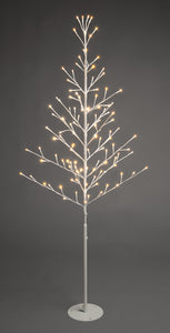120cm Warm White Firefly Tree