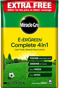 Evergreen Complete 4 In 1 Bag 360m2 + 10% Free