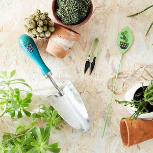Brie Harrison Trowel, Snips And Plant Labels Gift Set