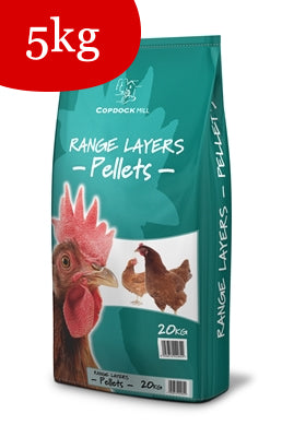 Copdock Mill Layers Pellets 5Kg